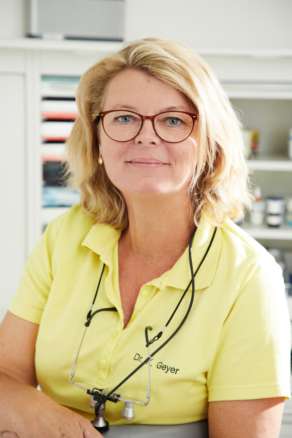 Dr. med. dent. Kirsten Geyer (Winsen)