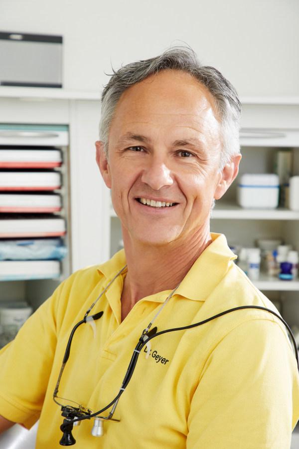 Dr. med. dent. Ulrich Geyer (Winsen)